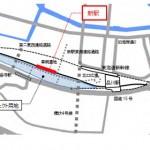 品川新駅(仮称)